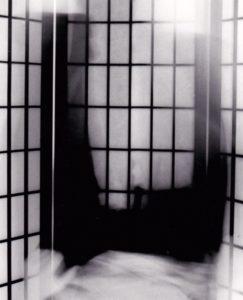 Verschwinden 3, analog, Silbergelatine-Handabzug, 2013